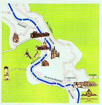 karlovy vary map tourist - photo #19